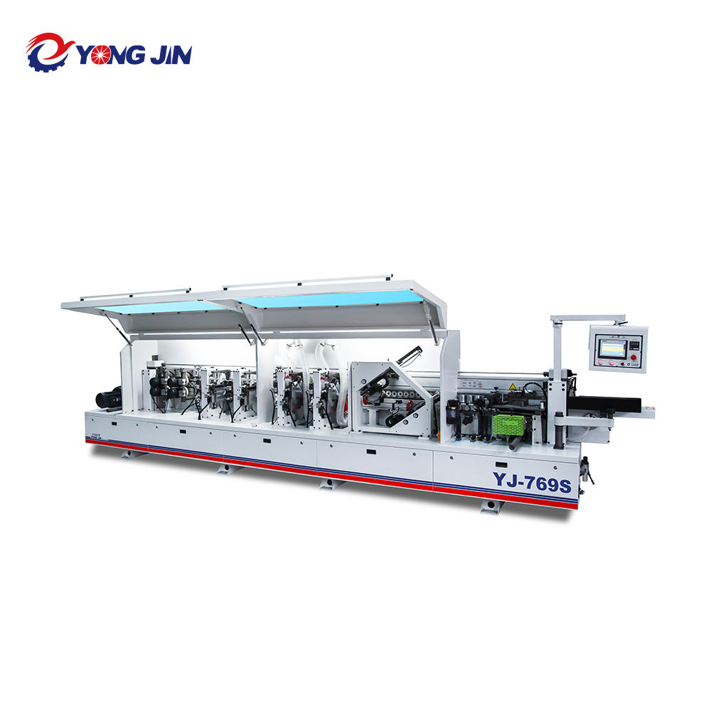 MDF Automatic PVC Edge Banding Machine Edge Bander Woodworking Machine