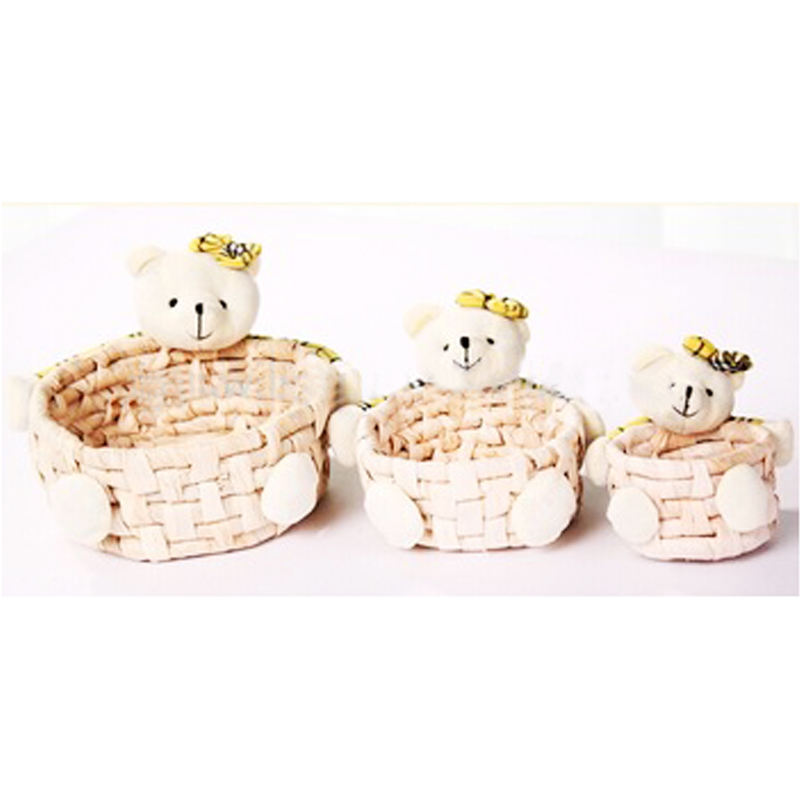hotsale storage baskets wicker gift basket supplies maize mose basket