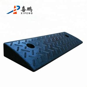 500*380*150mm Rubber Car Curb Ramp Road Ramps