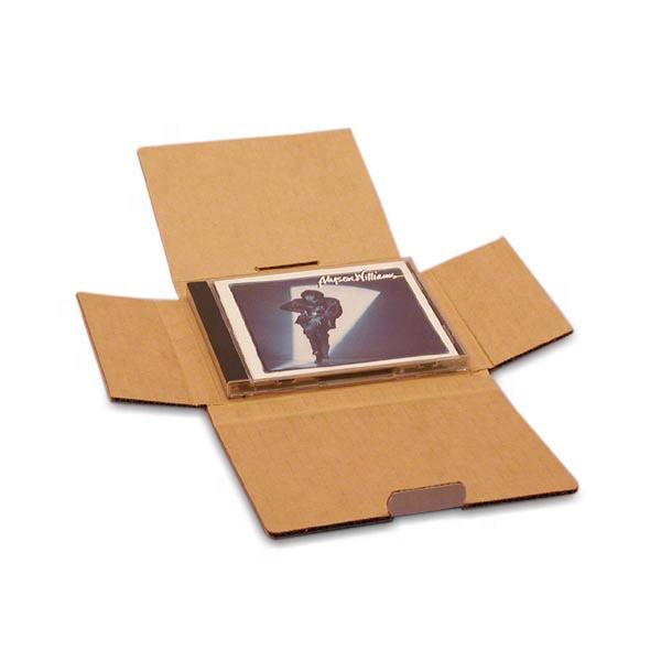 Single Dvd-Cd Mailer
