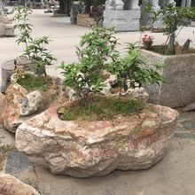 wholesale garden decor flower plant pots and stone planters