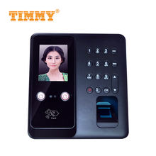 Staff Wifi Face and Fingerprint Recognition Attendance System RFID Facial Detection Attendance Machine with Backup Battery