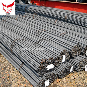 Turkish standard length astm a615 grade 60 6mm 8mm 10mm 12mm reinforced deformed iron steel rebar