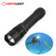 Led Torch 5 Light Modes Super Power 100m Diving Flashlight LED for Self Defensive with SOS
