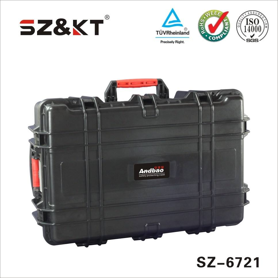Kit arsenal equipo caso resistente funda impermeable
