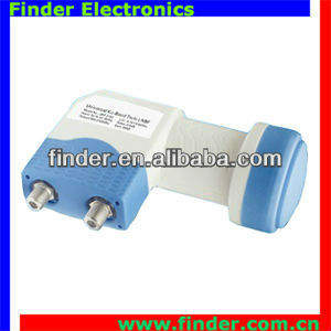 Simple/double/quadruple universelle bande ku LNB 0.1dB