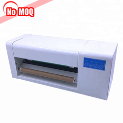 NO MOQ electronic automatic digital hot foil machine printer