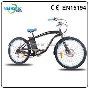 Männer e zyklus strand elektro-bike en14764 e-bike