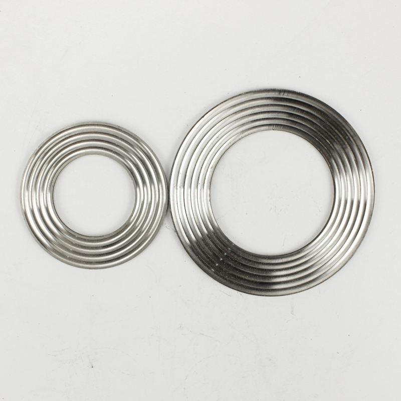 Профессиональный стерлингового серебра 925 прокладка Сделано в Китае