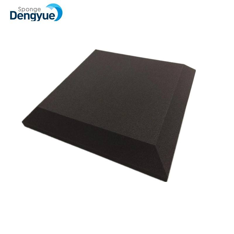 12 x 12 x 2 inch High Density SOUND ABSORBING Acoustic Foam Tiles Soundproofing Wall Panel