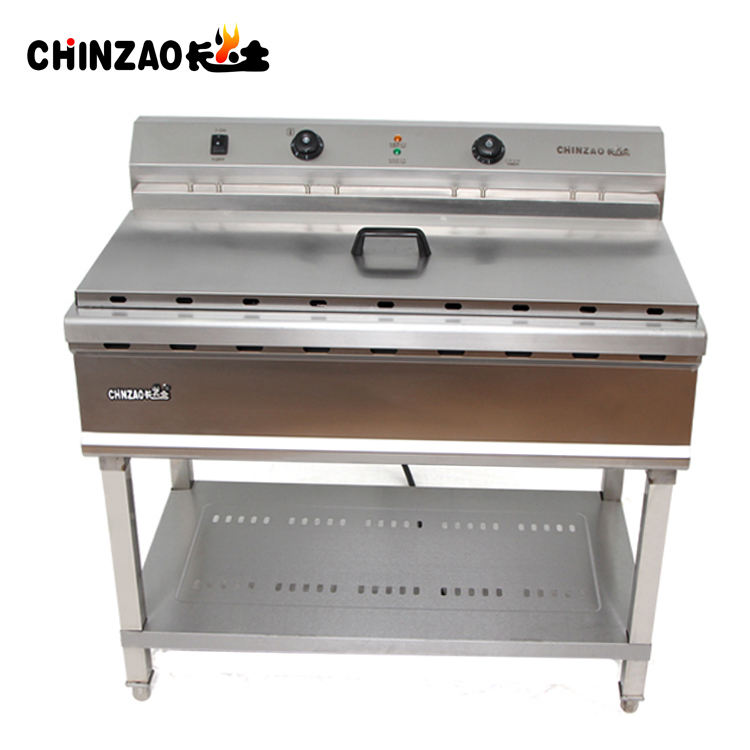 The Useful Cooking Machine CHINZAO Brand Free Standing Electric Fryer for Potato Chips frying