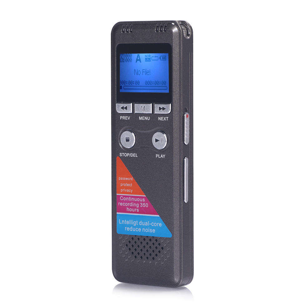 SK323 small language learning professional digital voice recorder