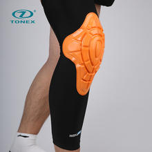 Hot selling factory sale products sports safety nylon elbow and knee pads