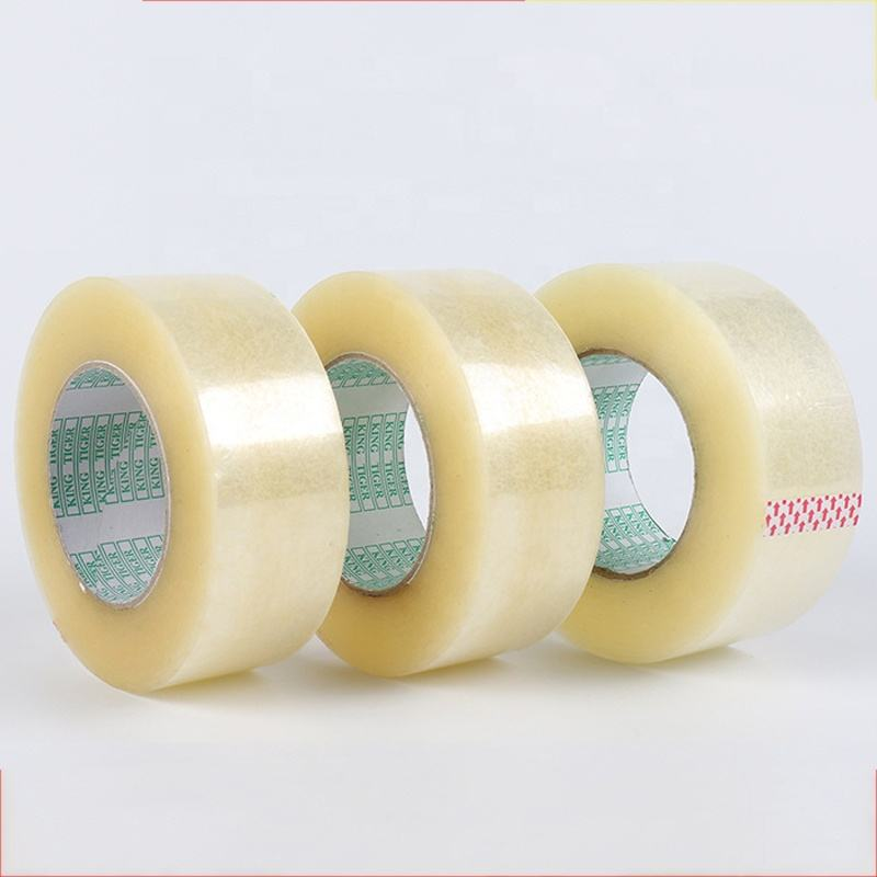 Custom Bopp Adhesive Tape Package Shipping Carton Sealing Tape With Logo Color Printed Packing Tape