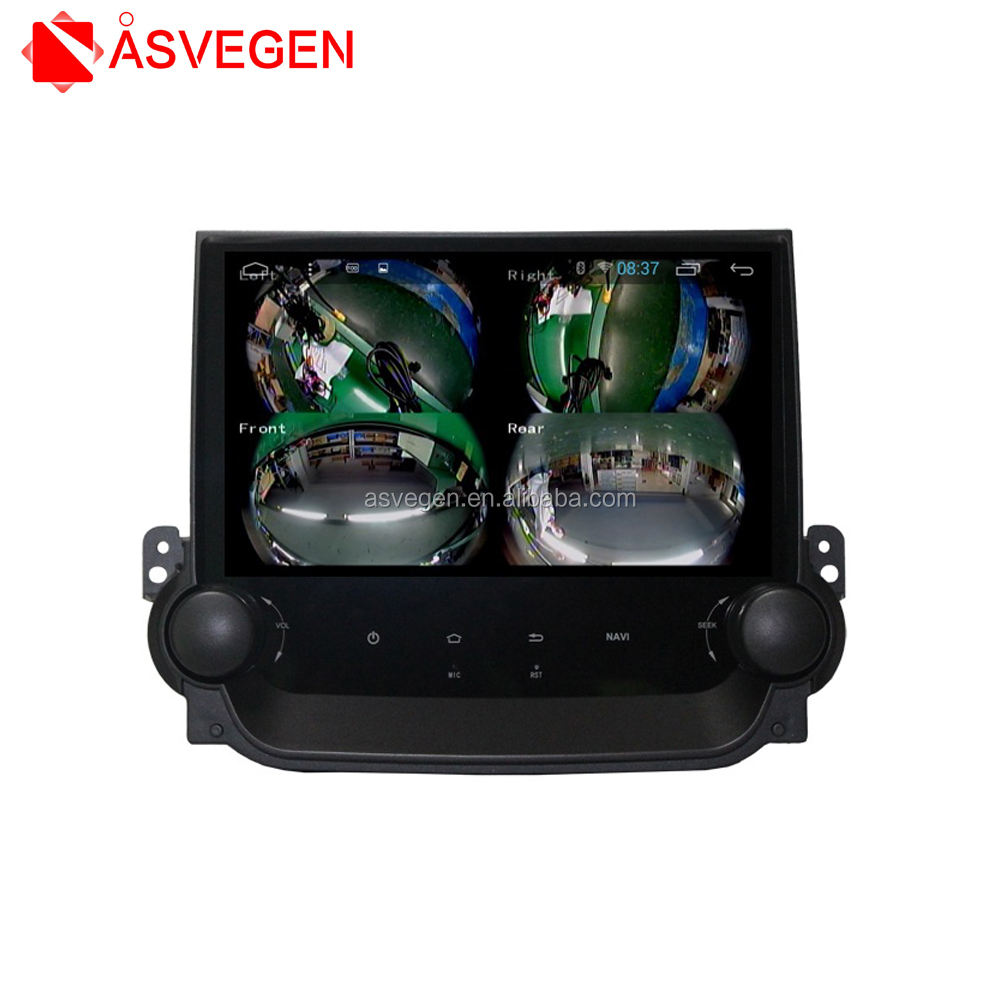 Auto Camera 1080 P DVR G-sensor 3D View Surround View Systeem 360 Graden Bird View Panorama Systeem Voor 2012 Chevrolet Malibu