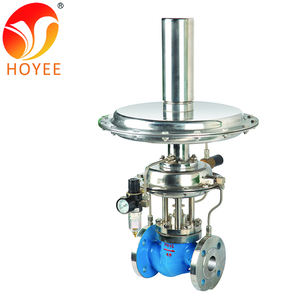 stainless steel pilot operated pressure reducing relief valvestainless steel