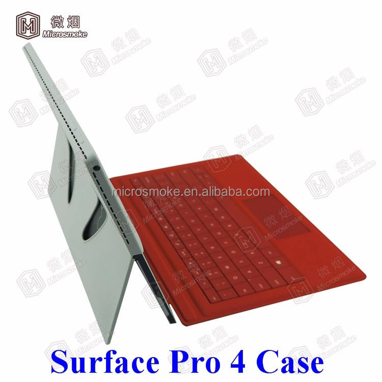Multi-touch Tablet Surface Pro 4 case cover skin Hoge kwaliteit Hand strap case voor surface pro 4 tablet