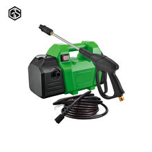 2019 CE new 60bar 9L water jet drain pipe sewer cleaning machine high pressure cleaner car washer