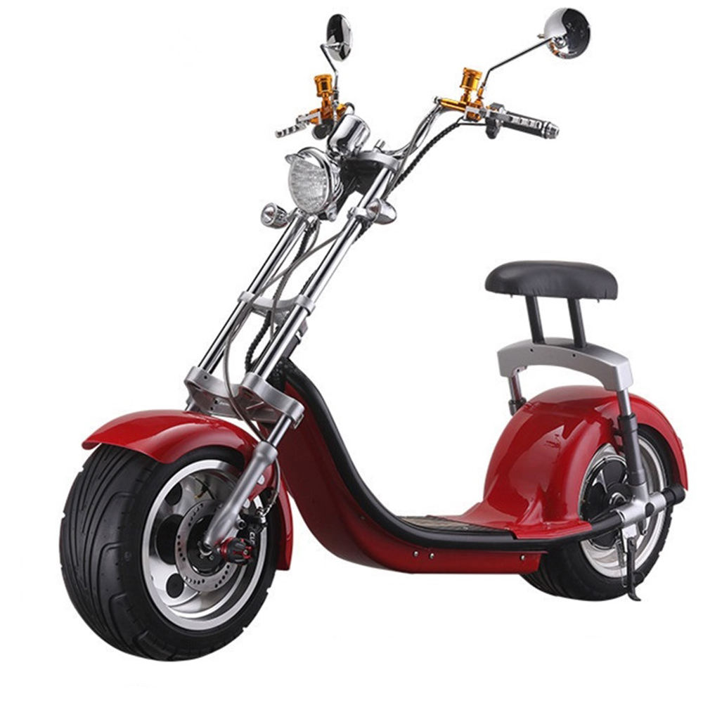 IOT EEC COC Citygreen <span class=keywords><strong>Highper</strong></span> 80 KM 36V 800W 1600W Electric Scooter