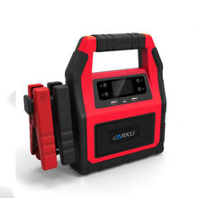 CARKU multifunction high power 45000 mah 1500A diesel vehicle jump starter 12/24v for heavy duty tractor and truck