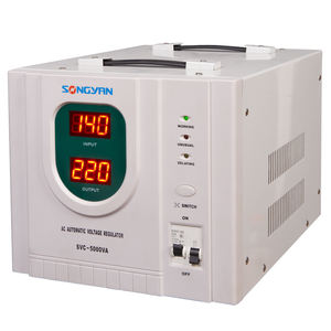 Servo Motor Voltage Stabilizer 220v 5kw Electric Home Voltage Stabilizer