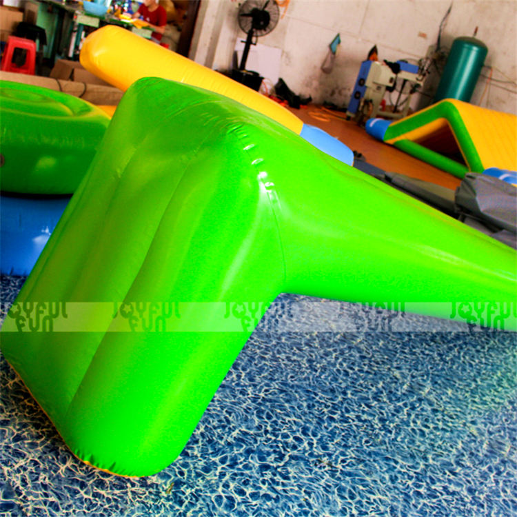 High quality inflatable water slide inflatable wet slide for games and toys