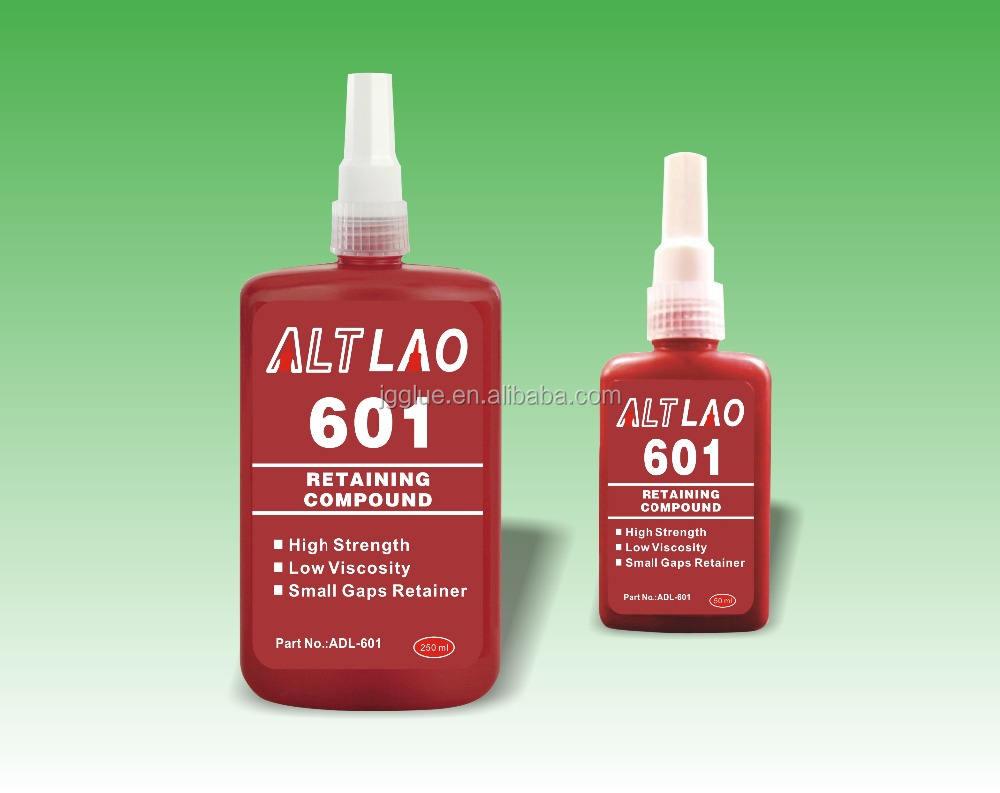 50 ml dimetacrilato éster retención compuesto calidad 601 retenedor