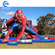 Popular spiderman inflatable bounce house inflatable spiderman jumping castle
