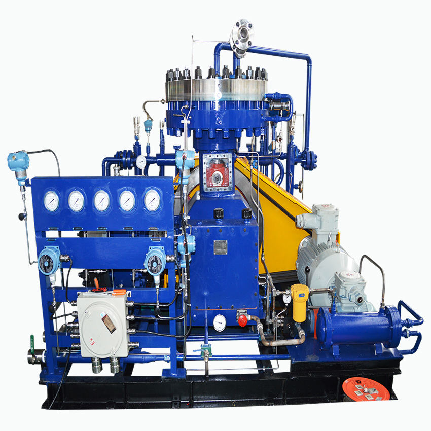 High purity oxygen compressor Oil Free Diaphragm Compressor