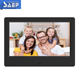 Wall brackets AllWinner 7 inch android 4.4 operating system tablet pc advertising lcd player