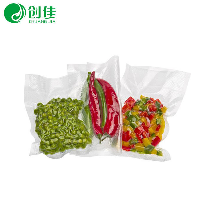 pa pe 7 layer co extrusion barrier tubular food packaging bagging tube film for vacuum packing