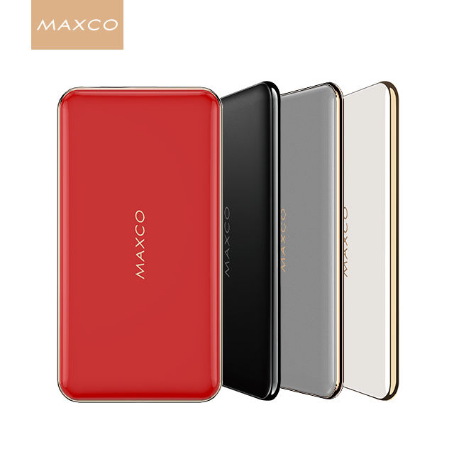 MAXCO Razor 5000mAh Slim Design Powerbank Phone Charger Power bank