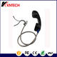 2016 telephone cords KNTECH T6 High Quality Industrial Ancient Emergency Telephone telephone handset