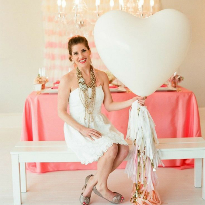36 Inch Jumbo Heart Shaped Latex Balloon Lover Romantic Wedding Anniversary Party Valentines' Decoration Air Balloons