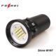 24 pcs LED New Vedio Underwater Photography Light LED Diving Flashlight Ferei Shine W167