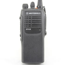 Portable radio GP-328 136-174MHz/403-470MHz/450-527MHz 16 Channels Walkie Talkie gp328