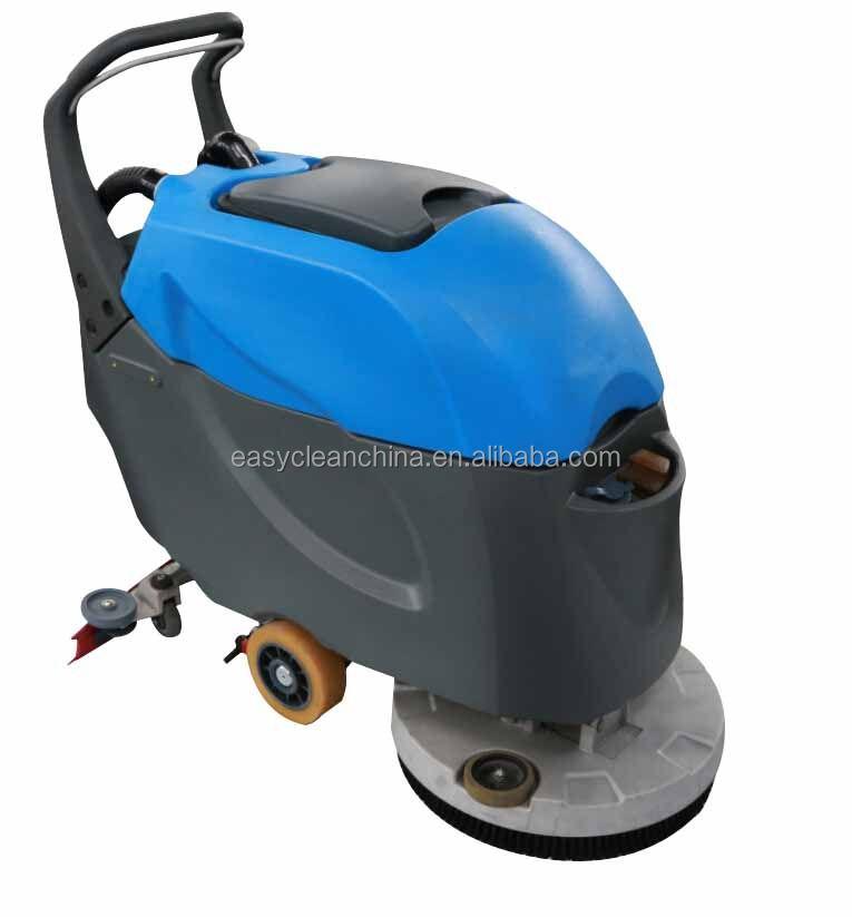 Máquina do purificador de equipamentos de limpeza piso
