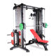 Commercial gym fitness equipment cable crossover multi function smith machine price