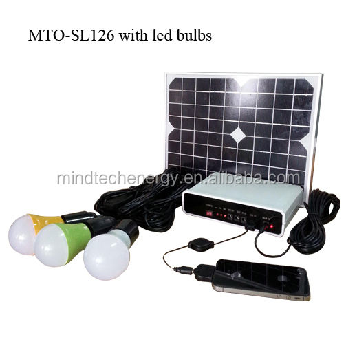 Lithium batteries for solar lighting system in india
