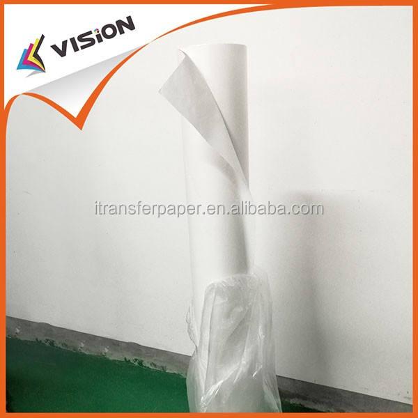 30gsm сублимация защиты рулон туалетной бумаги 1.6 м для календарь сублимации пресс-машина