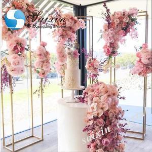 zt-426 Chinese supplier unique wedding backdrop frame stand