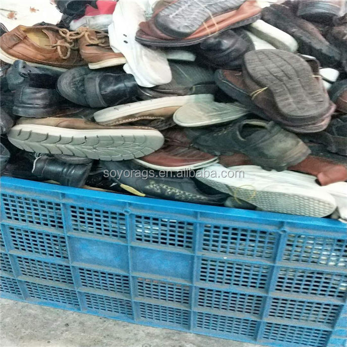 suitable african people size branded used shoes mixed in 25kg