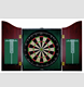 High Quality Dart Box Dartboard With Deluxe MDF Cabinet Darts