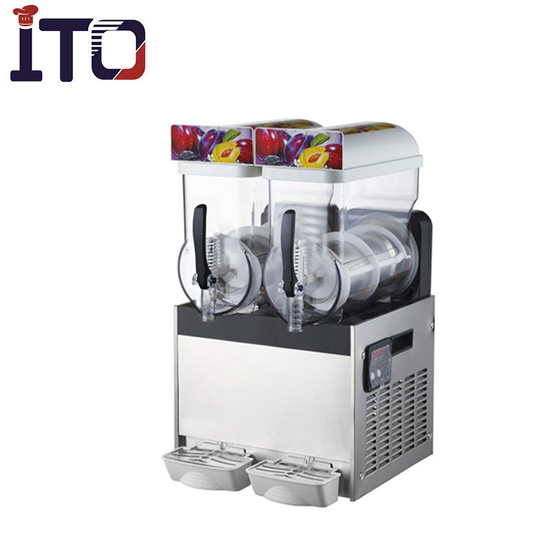 High Performance Industrial Smoothie Machine Frozen Drink Ice Slush Maker