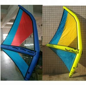 Promotion inflatable windsurfing sup wind surf sail