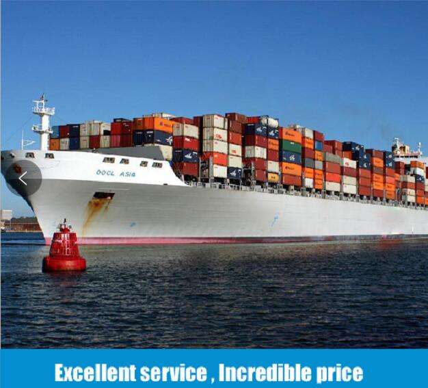 Cheapest ocean shipping international freight forwarder sea freight to VENEZUELA