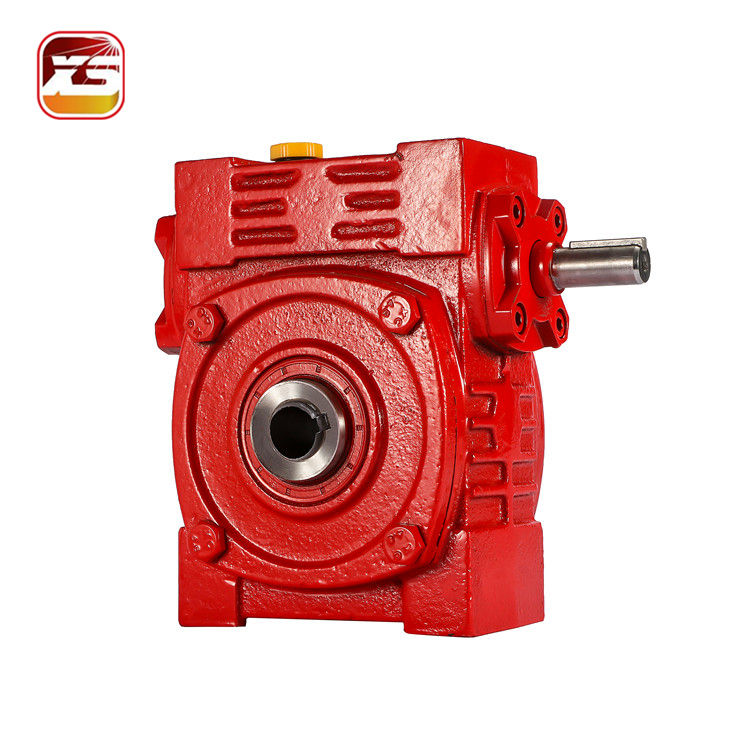 WPWK-100 AC Motor Worm Gear Speed Reducer Variable Speed Gearbox