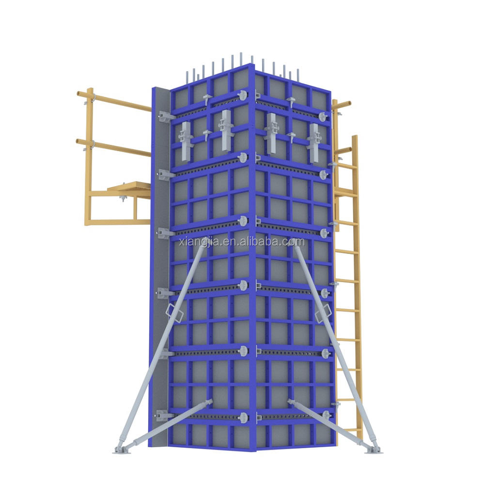 hot-sale factory-direct metal formwork concrete metal formwork for sale