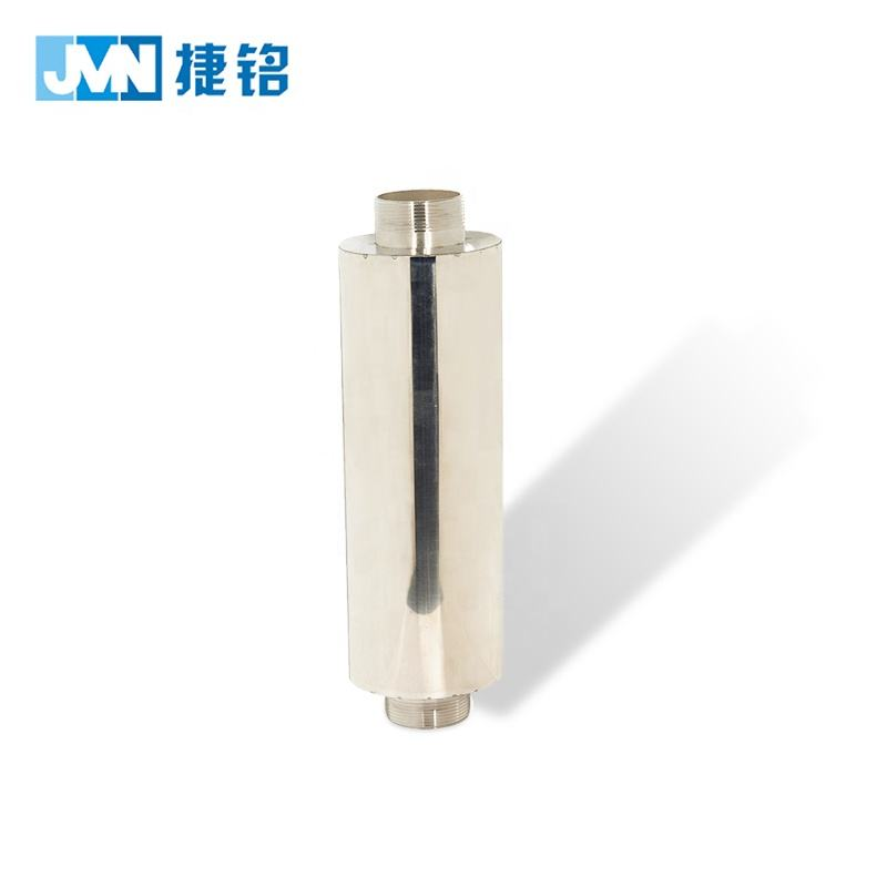 stainless steel outlet duct fan air blower silencer