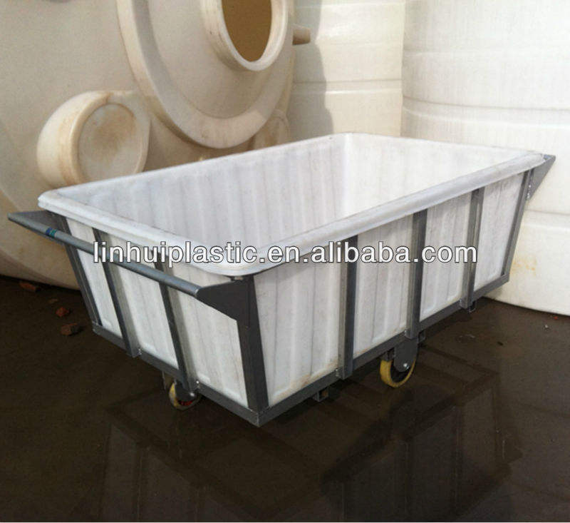 Cargo trailer Rotomoulded